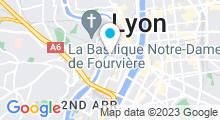 Plan Carte Centre Imag'in à Lyon (2ème)