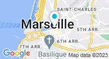 Plan Carte Spa Anouch Beauté à Marseille (1er)