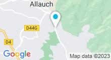 Plan Carte Carré de Soi à Allauch
