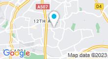 Plan Carte A Fleur de Peau à Marseille (12ème)