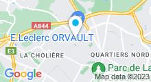 Plan Carte Spa Quintessia à Orvault