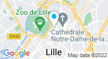 Plan Carte Spacium au Vieux-Lille