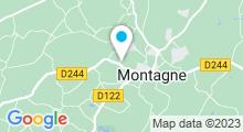 Plan Carte Spa Saint-Emilion Grand Barrail à Saint-Emilion