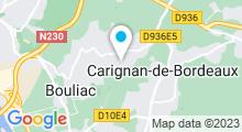 Plan Carte Oxy-Zen à Bouillac