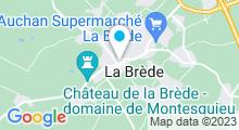 Plan Carte Actu-Elle Beauté à La Brède