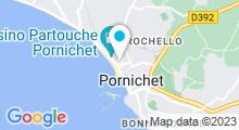 Plan Carte Fitneo à Pornichet
