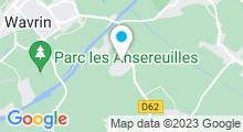 Plan Carte Espace Zen'ing à Gondecourt