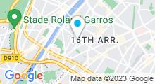 Plan Carte So-Forme 15 à Paris