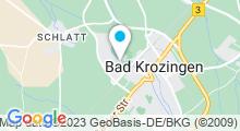 Plan Carte Thermes Vita Classica à Bad Krozingen
