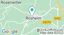 Plan Carte Espace Zenitude à Rosheim