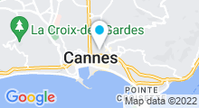 Plan Carte Spa Marilyn à Cannes