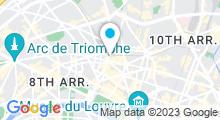 Plan Carte Spa Nuxe Printemps de la Beauté à Paris (9ème)