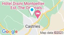 Plan Carte Centre de fitness avec piscine Aquabike Center à Castries