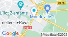 Plan Carte Styl'forme à Mondeville