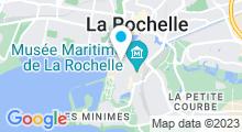 Plan Carte Atlantonic Coaching à La Rochelle