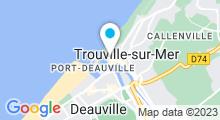 "Plan Carte Thalasso ""Thalassa"" à Trouville"