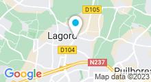 Plan Carte Swimcenter à Lagord