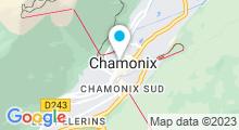 Plan Carte Spa Deep Nature de l'Hôtel Mont-Blanc à Chamonix