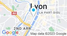 Plan Carte Spa Deep Nature du Sofitel à Lyon