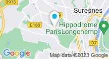 Plan Carte Paris Country Club à Rueil-Malmaison