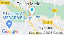 Plan Carte Swim in the City à Eysines