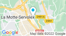 Plan Carte Unik 24h Fitness à Chambéry