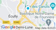 """Plan Carte """"Mieux être & soi-même"""" - Piscine privatisée """"Eau de Soie"""" à Lyon"""