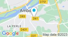 Plan Carte Form & O à Amboise