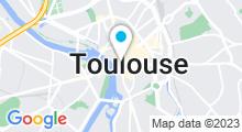 Plan Carte 9hSpa à Toulouse