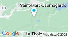 Plan Carte Swim Azur à Aix-en-Provence et ses environs