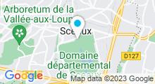 Plan Carte So' Soleil à Sceaux