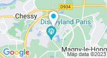 Plan Carte Celestia Spa à Chessy