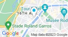 Plan Carte Spa du Ken Club à Paris (16)