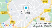 Plan Carte Spassima à Cholet