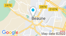 Plan Carte Shambali Spa à Beaune