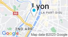 Plan Carte Spa Sensation de Soi à Lyon