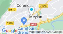 "Plan Carte Spa ""Instant à soi"" à Meylan"