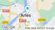 "Plan Carte Spa ""Les Bains du Calendal"" à Arles"