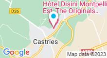 Plan Carte Disini Spa à Castries