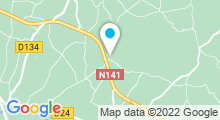 "Plan Carte Spa Natural ""L'Hédoniste"" à Chérac"