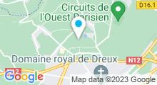 Plan Carte Spa R'by La Rumba à Dreux