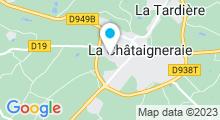 Plan Carte Spa Marinelys Beauté à La Châtaigneraie