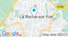 Plan Carte Day Spa à La Roche-sur-Yon