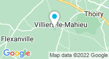Plan Carte Ultimate Spa à Villiers-le-Mahieu