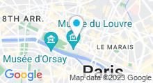 """Plan Carte Spa """"Arbre à Sens"""" à Paris (1er)"""