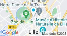 Plan Carte Spa S-Pacium à Lille (Vieux Lille)