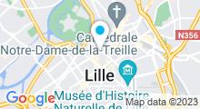Plan Carte Spa Muriel T. à Lille
