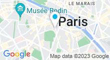 Plan Carte Spa 28 à Paris (6ème)