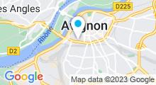 Plan Carte NovaSpa à Avignon