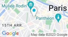Plan Carte Centre de Bien-être du Tibet Mont Kailash à Paris (7ème)